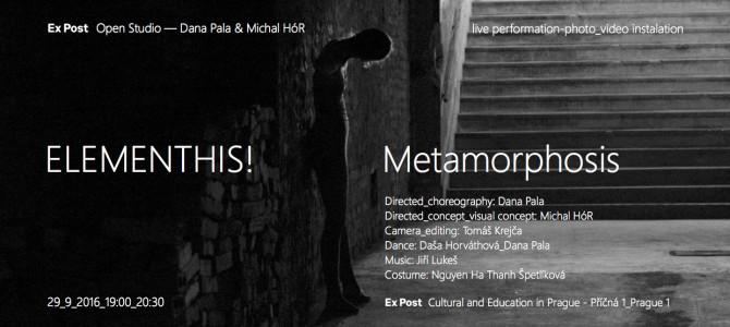 ELEMENTHIS! – Metamorphosis