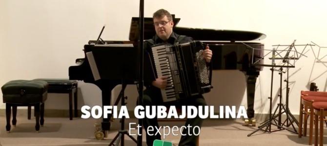 Sofia Gubajdulina – Sonáta et expecto